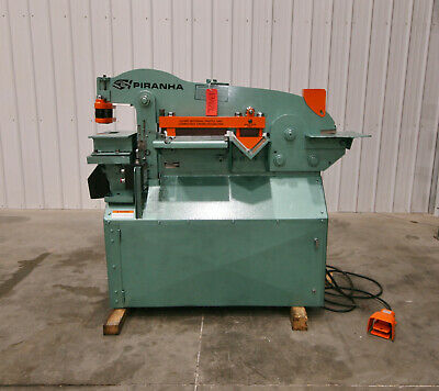 13426 Piranha 50 Ton Ironworker, Model P3