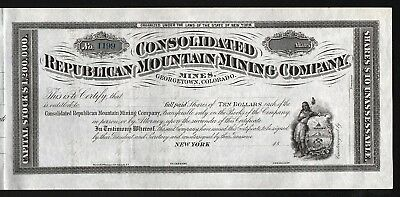 18__ New York: Consolidated Republican Mountain Mining Company