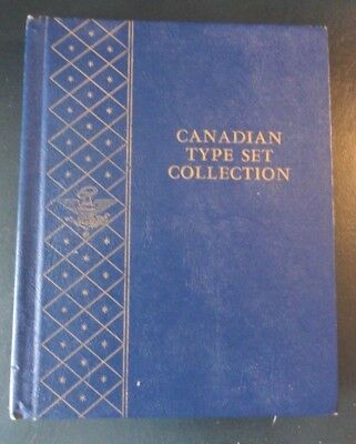 Canadian Type Set Collection. 51 coin set.