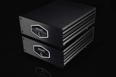 Apollon Hypex nCore NC500 with Sparkos Labs opamp Monoblock Verstärker Amplifier