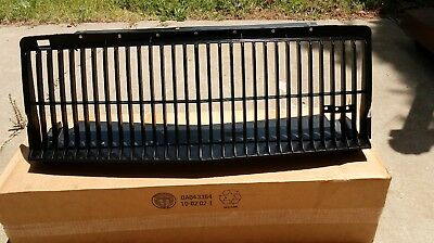 1987 Buick Regal Buick Grand National Gnx Turbo T Type Grill  Gm#25526614 N.o.s
