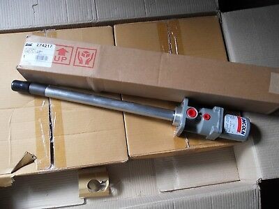 LINCOLN 4459 Grease Pump Kit 25 to 50 lb. 4489 With Dolly