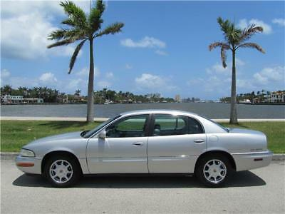 Park Avenue 1OWN CLEAN CARFAX NON SMOKER LOW MILES LESABRE 2003 BUICK PARK AVENUE ONE OWNER CLEAN CARFAX NON SMOKER LOW MILES MUST SELL!