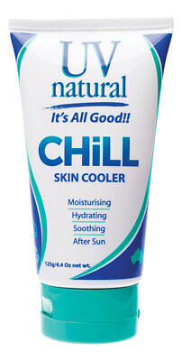Chill After Sun Skin Cooler 125g - UV Natural
