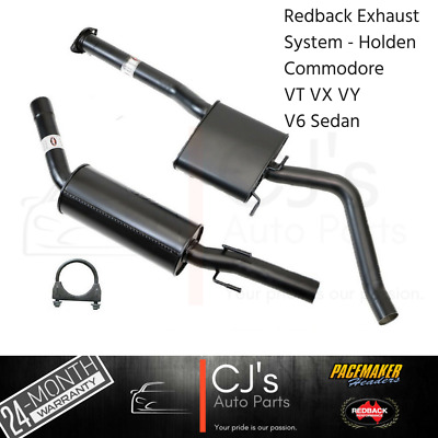 HOLDEN COMMODORE VY Series 2 Only V6 Sedan Sports Exhaust 2