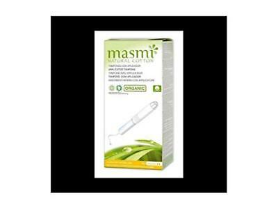 Masmi Natural Cotton tamponi Bio Classic + Applicatore Confezione da (N4L)