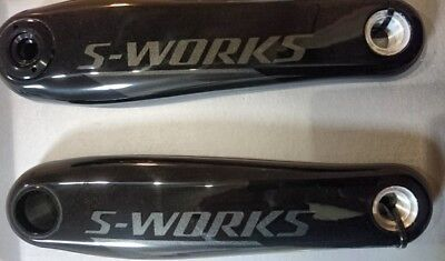 Specialized S-WORKS Carbon Crank Arms **NEW** 170mm Cranks with 110BCD Spider.