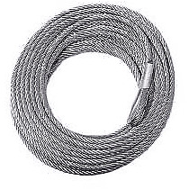 Sherpa 4x4 Steel Winch Cable SWRD30M2 783133343850