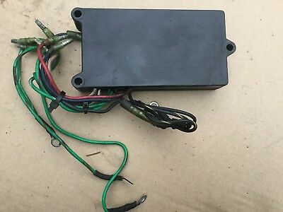 Force 90Hp Switchbox Assembly 18495A12 18495A10