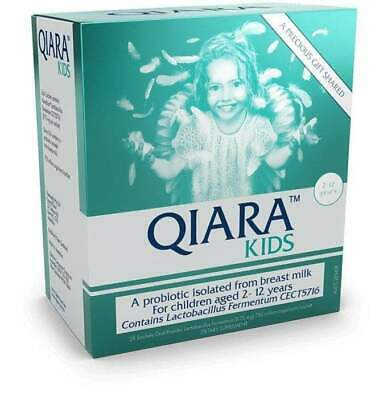 Qiara Kids Probiotics | for 2 to 12 Years