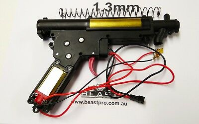 Upgrade: M4A1 Gen8 / Scar V2 / Ump45 Nylon Gearbox + Wires Gel Ball Gun Blaster