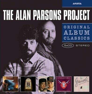 Original Album Classics - The Alan Parsons Project (Album) [CD]