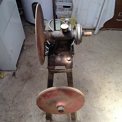 Lister Shearing Combe/Cutter Shapener