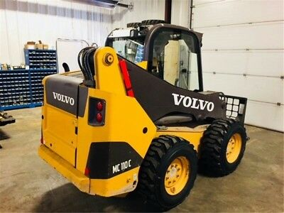 Volvo skid steer Brilliant ready to work 264Hours