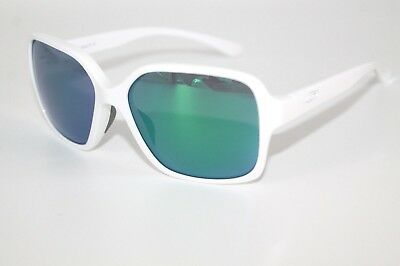 Oakley Proxy Sunglasses OO9312-07 Polished White Frame W/ Jade Iridium Lens
