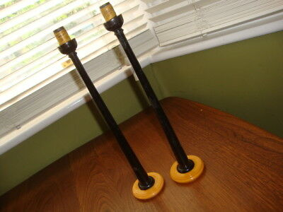 Vintage Bagpipes Chanters x 2 By R G Hardie Glasgow