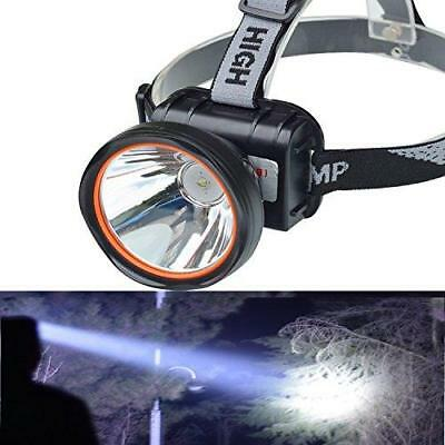 Odear Super Bright LED rechargeable Headlamp Flashlight Torch HeadLamp for