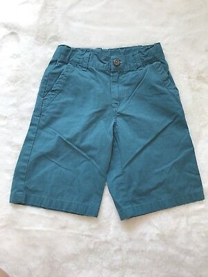 janie and jack 5t boys Turquoise Blue Casual Shorts