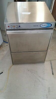 ClassEQ DUO 750  Commercial Dishwasher (Ready To Use)