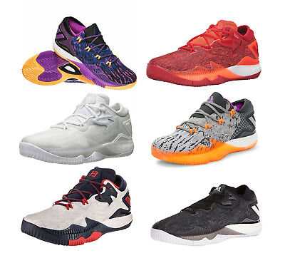 new products 9ae74 55ff5 Adidas Crazylight Boost Low 2016 Mens Basketball Shoes NEW