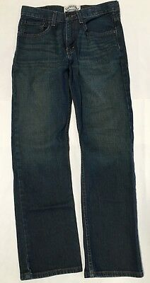 Levi Strauss Girls Jeans Signature Slim Straight Fit  Sz 16 Reg