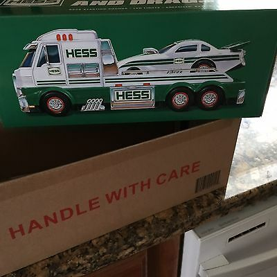 2016 Hess Truck New In Box Never Opened.