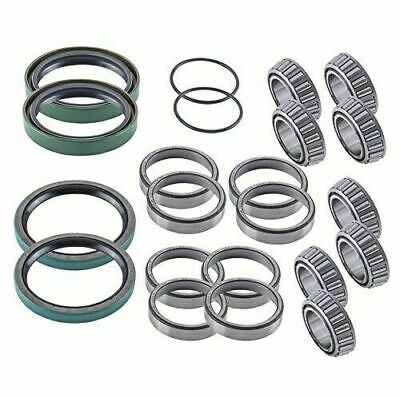Polaris Scrambler front wheel bearings & seals kit 400 / 500 1995 - 2009