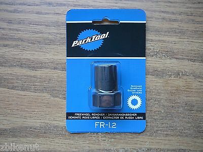 Bicycle Freewheel Remover Tool Park Tool FR-1.2 Fits 12 Spline Shimano SunRace
