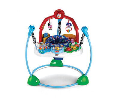 Mozlly Fisher-Price Laugh and Learn Jumperoo (Multipack of 6) Toddler Activity S