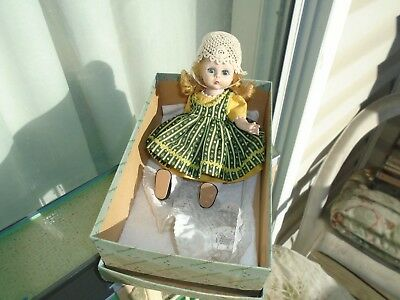 Vintage Madame Alexander Kins in Rare Outfit & Box