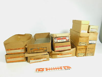 ay826-3 #Märklin O Gauge Empty Boxes for Car, Accessorie; Partial Incomplete