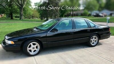 Impala - Only 23,286 Original Miles-SS 5.7 L V8 - CUSTOM 1996 Chevrolet Impala for sale!