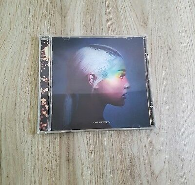 Ariana Grande - No Tears Left To Cry CD single maxi box + Booklet