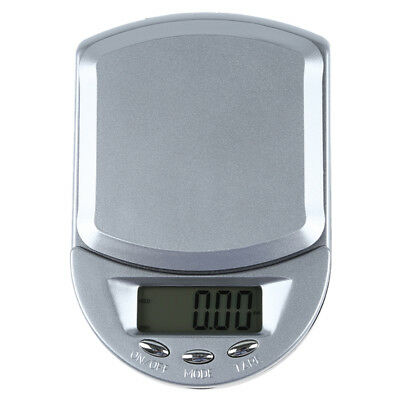 5X(500g / 0.1g Digital Pocket Scale kitchen scale household scales accurate s H1