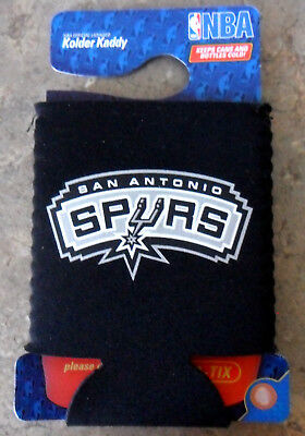 NBA Collapsible Can Stubby Drink Holder – San Antonio Spurs