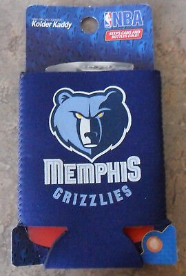 NBA Collapsible Can Stubby Drink Holder – Memphis Grizzlies