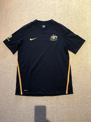 Socceroos World Cup Jersey Shirt Adult Size M
