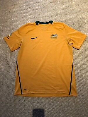 Socceroos World Cup Jersey Shirt Adult Size L