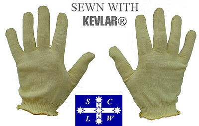 Motorcycle Riding Gloves Protective Inserts made with Kevlar®