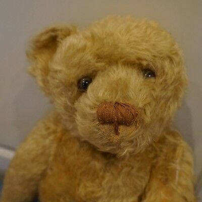 Vintage . 1920's . Farnell . England . Mohair Teddy . Large approx 70cm
