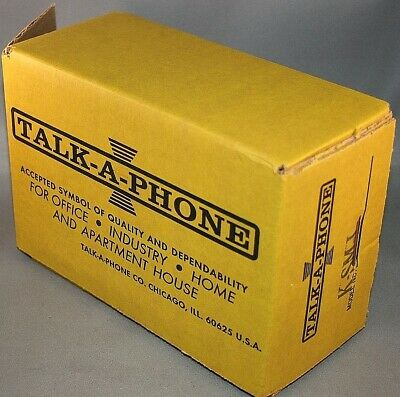 Talk-A-Phone Surface Mount Box K-SM-L - NOS