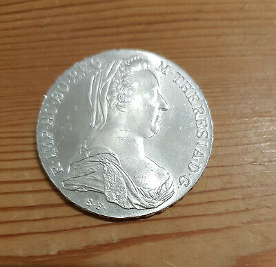 Österreich - Maria-Theresia-Taler ab 1780 - 1