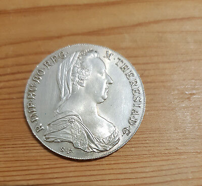 Österreich - Maria-Theresia-Taler ab 1780 - 2