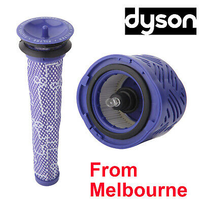 DYSON PRE FILTER DC58 DC59 DC61 DC62 DC72 Animal V6 V7 V8 Washable free post