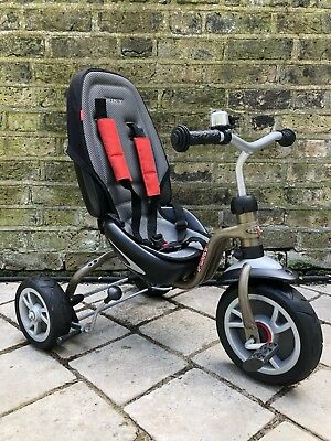 b6402b16cfa PUKY CAT S6 Ceety Childrens Ultimate Convertible Tricycle - £100.00 ...