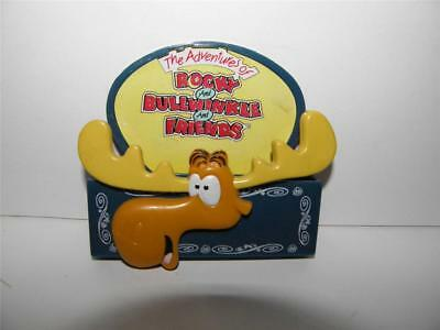 The Adventures ROCKY & BULLWINKLE Decorative Collectible MAGNET
