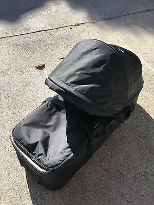 Baby Jogger City Select Bassinet Kit Black Onyx Excellent condition!!!