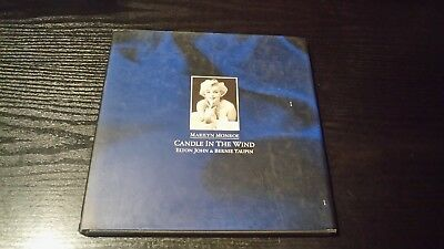 Marilyn Monroe - Candle in the Wind - Elton John - FANTASTIC Condition