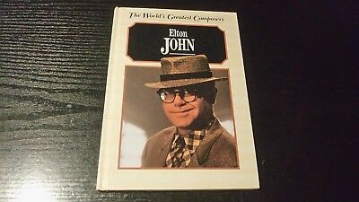 Elton John - The World's Greatest Composers - FANTASTIC Condition