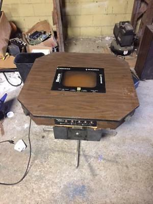 Electra Games, Tennis / Soccer / Hockey Cocktail Table Top Game - Ultra Rare!!!
